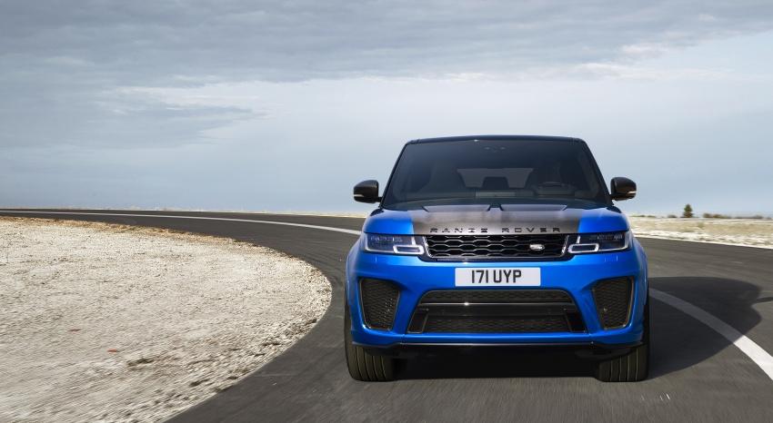 Range Rover Sport facelift – new P400e plug-in hybrid Image #719746