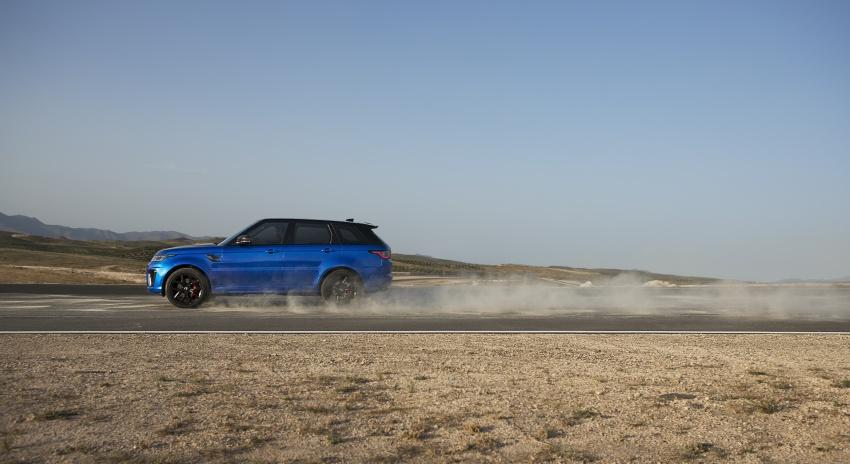 Range Rover Sport facelift – new P400e plug-in hybrid Image #719748