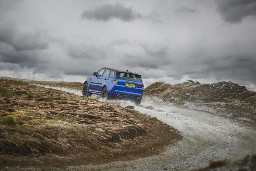Range Rover Sport facelift – new P400e plug-in hybrid Image #719751