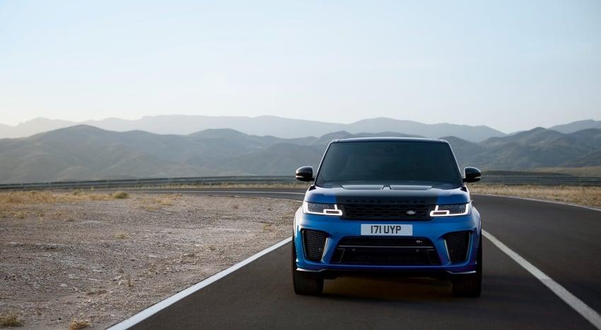 Range Rover Sport facelift – new P400e plug-in hybrid Image #719756