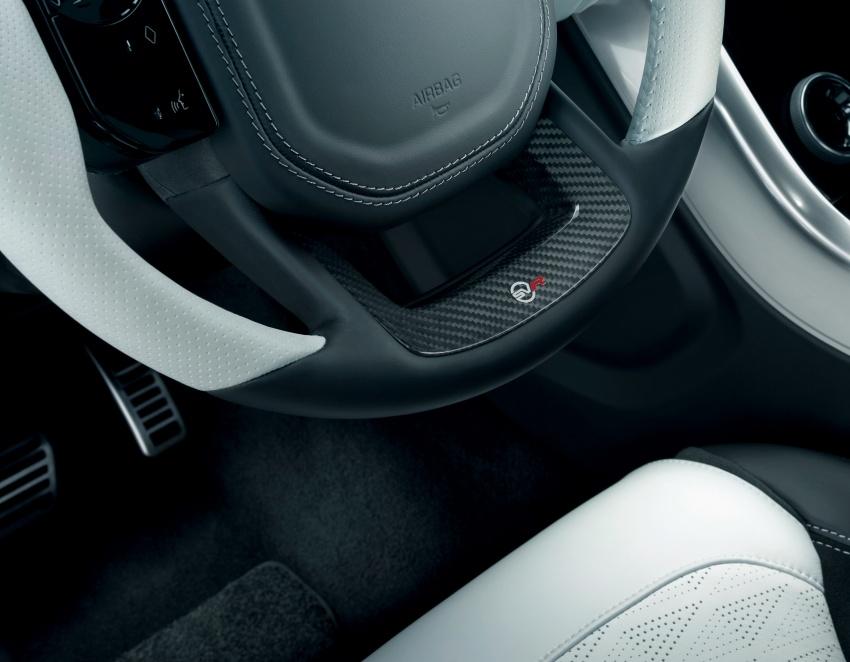 Range Rover Sport facelift – new P400e plug-in hybrid Image #719760