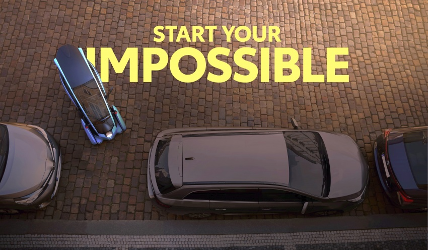 """Toyota announces """"Start Your Impossible,"""" a global initiative to explore mobility beyond traditional lines Image #725427"""