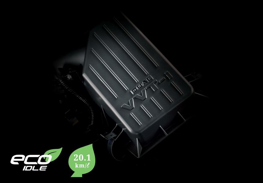 Perodua Myvi 2018 serba baru didedahkan – 1.3L/1.5L, VSC standard, ASA, 4/6 beg udara, dari RM44k-RM55k Image #734569