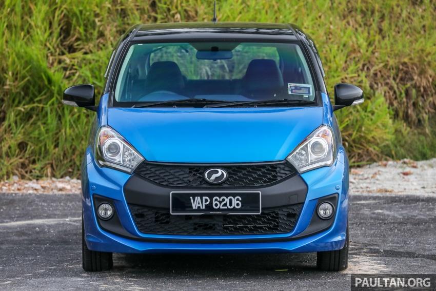 GALLERY: Perodua Myvi Advance 1.5 – 2018 vs 2015 Image #741649