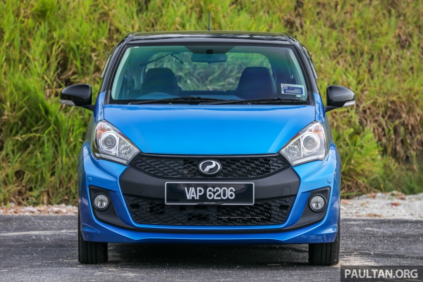 GALLERY: Perodua Myvi Advance 1.5 – 2018 vs 2015 Image #741650