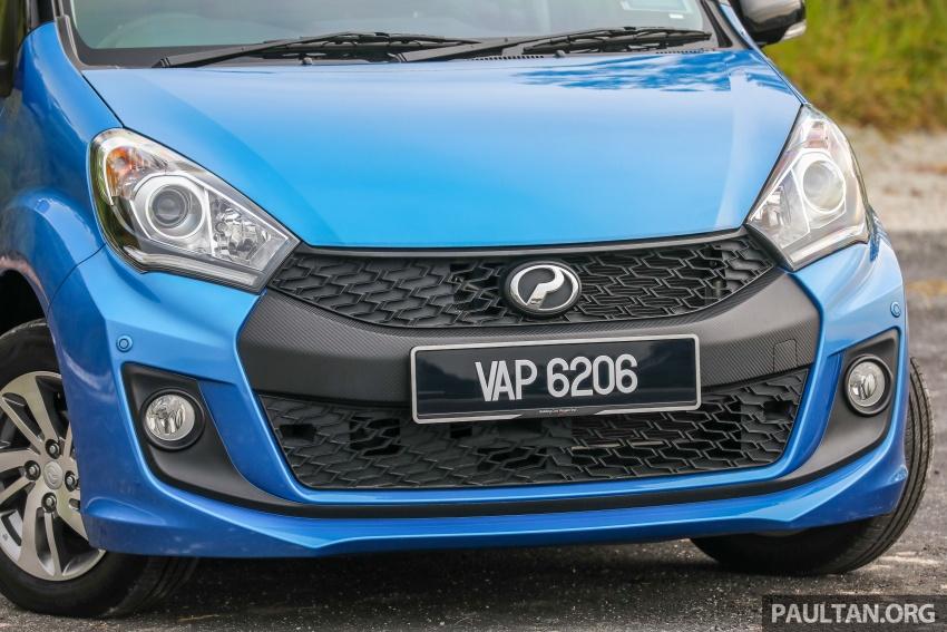 GALLERY: Perodua Myvi Advance 1.5 – 2018 vs 2015 Image #741653