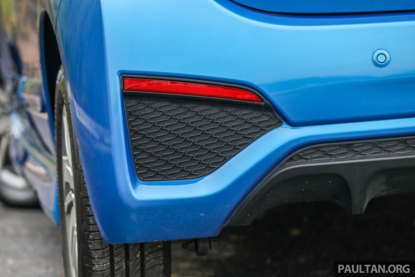 GALLERY: Perodua Myvi Advance 1.5 – 2018 vs 2015 Image #741671