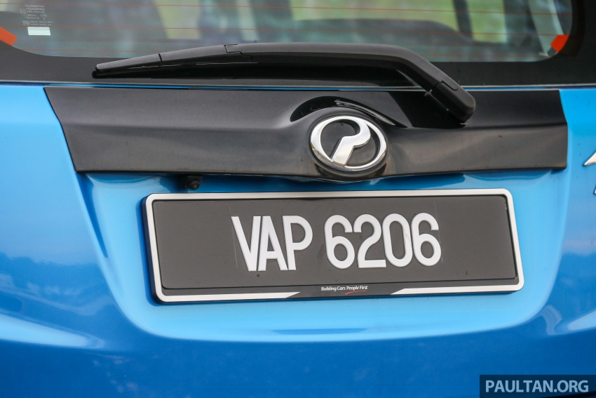 GALLERY: Perodua Myvi Advance 1.5 – 2018 vs 2015 Image #741672