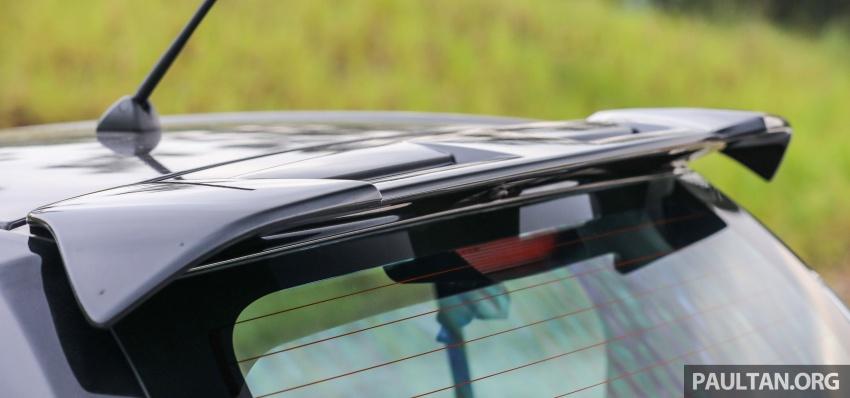 GALLERY: Perodua Myvi Advance 1.5 – 2018 vs 2015 Image #741676