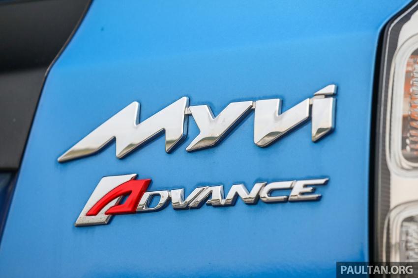 GALLERY: Perodua Myvi Advance 1.5 – 2018 vs 2015 Image #741677