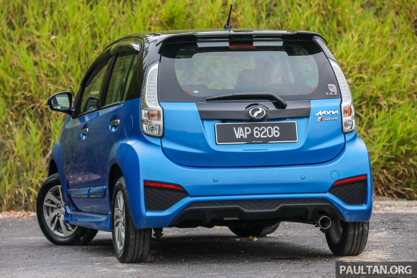 GALLERY: Perodua Myvi Advance 1.5 – 2018 vs 2015 Image #741644