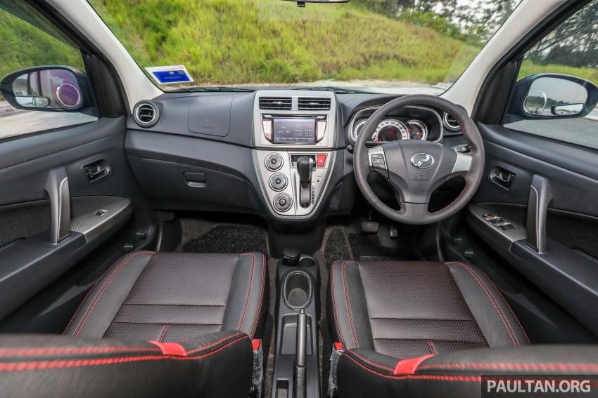 GALLERY: Perodua Myvi Advance 1.5 – 2018 vs 2015 Image #741681