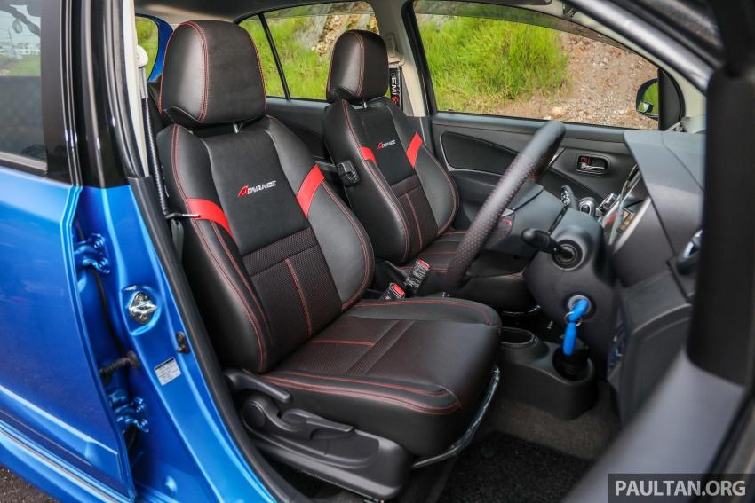 GALLERY: Perodua Myvi Advance 1.5 – 2018 vs 2015 Image #741697