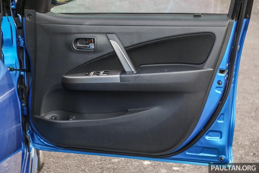 GALLERY: Perodua Myvi Advance 1.5 – 2018 vs 2015 Image #741700
