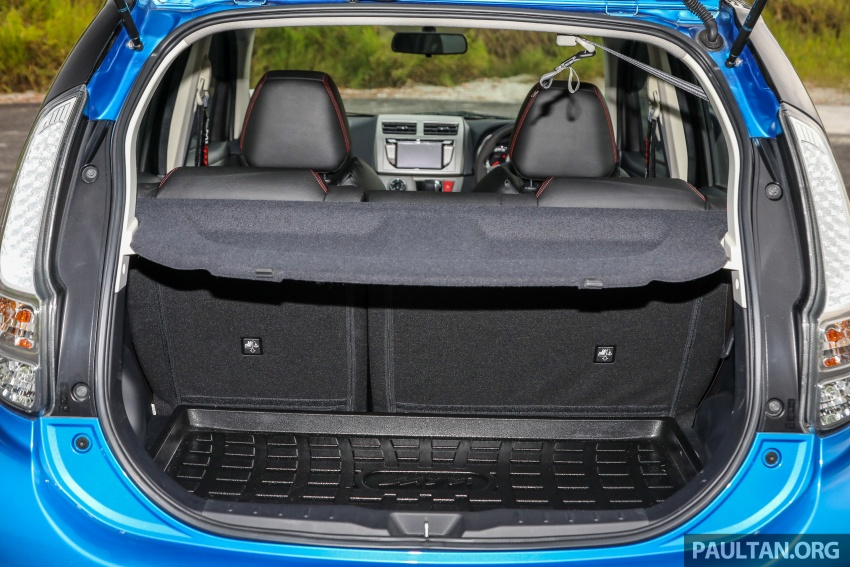 GALLERY: Perodua Myvi Advance 1.5 – 2018 vs 2015 Image #741707