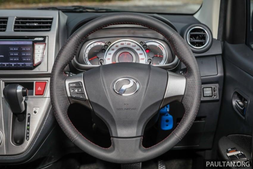 GALLERY: Perodua Myvi Advance 1.5 – 2018 vs 2015 Image #741683