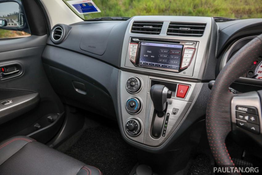 GALLERY: Perodua Myvi Advance 1.5 – 2018 vs 2015 Image #741685