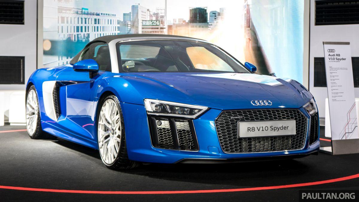 Audi R8 2019 Price Malaysia Supercars Gallery