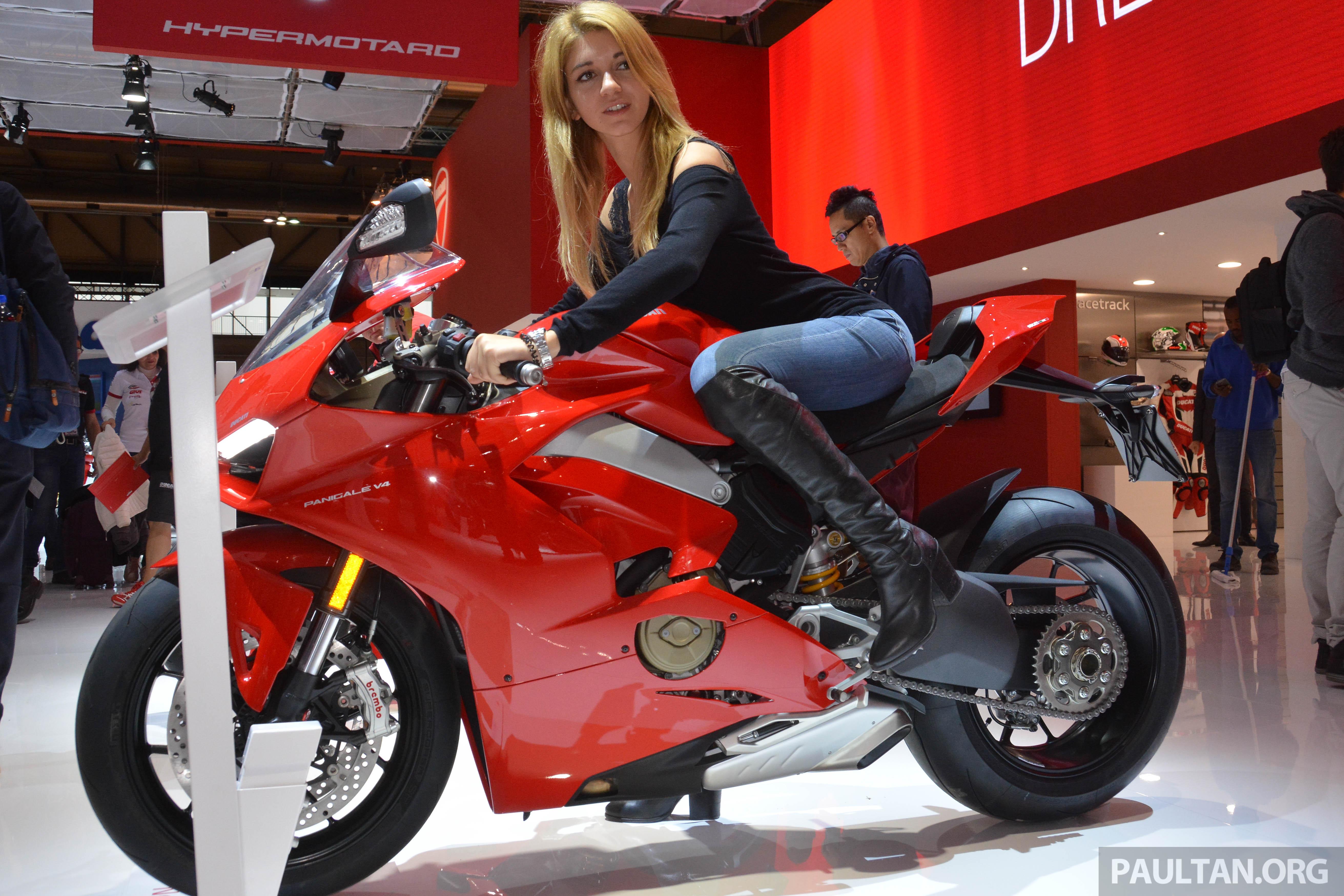 Ducati Heron Price