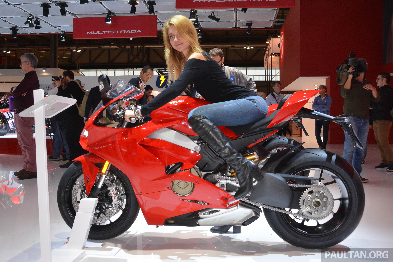 2017 Eicma Ducati Panigale V4 Double The Fun Paul Tan
