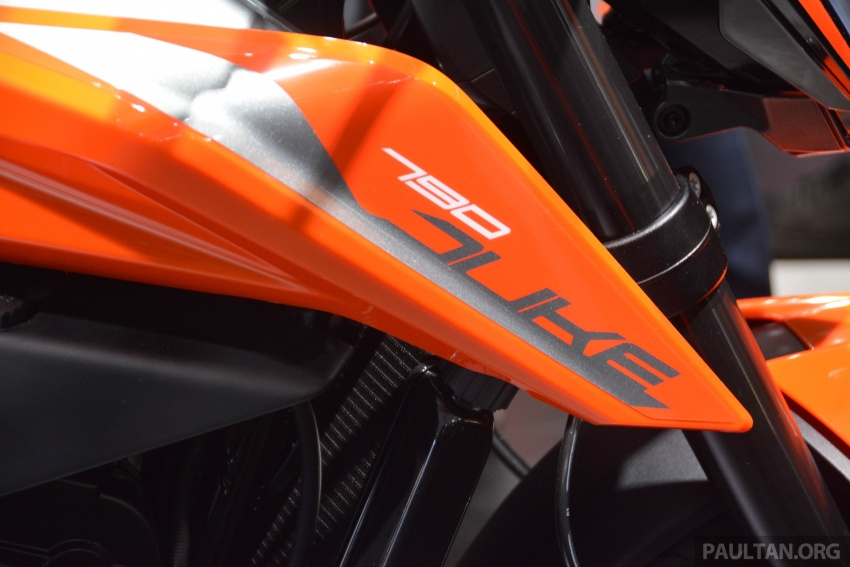 "2017 EICMA: KTM 790 Duke ""The Scalpel"" – but is the KTM 790 Adventure R off-roader coming in 2019? Image #741045"