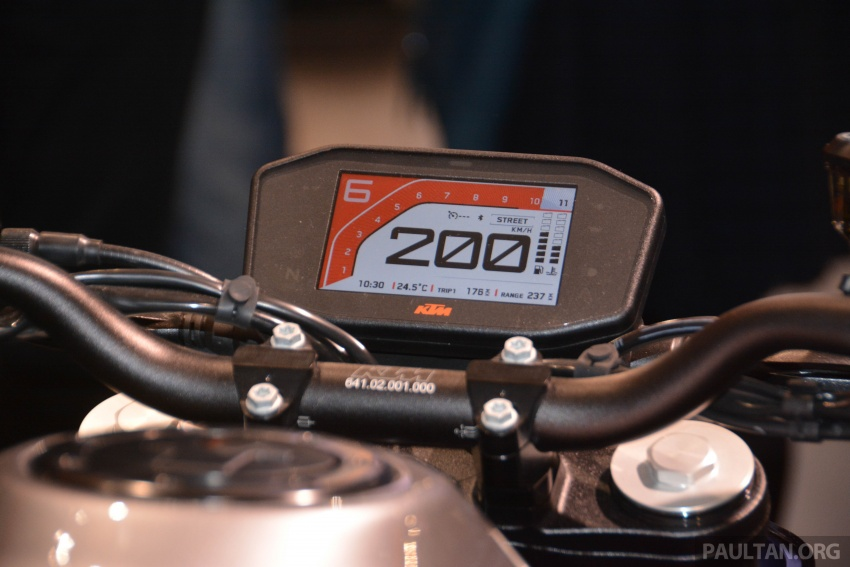 """2017 EICMA: KTM 790 Duke """"The Scalpel"""" – but is the KTM 790 Adventure R off-roader coming in 2019? Image #741033"""