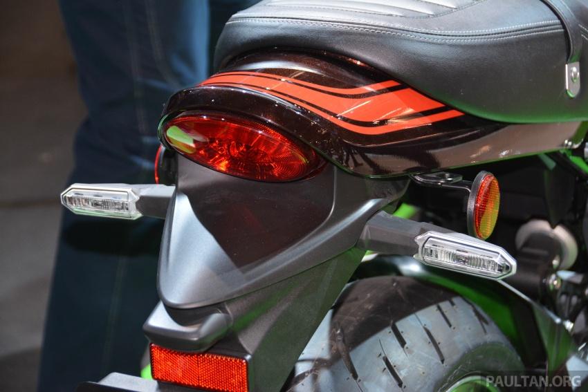 2017 EICMA: Kawasaki Z900RS – retro sportbike vibes Image #737055
