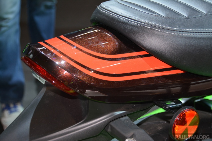 2017 EICMA: Kawasaki Z900RS – retro sportbike vibes Image #737056