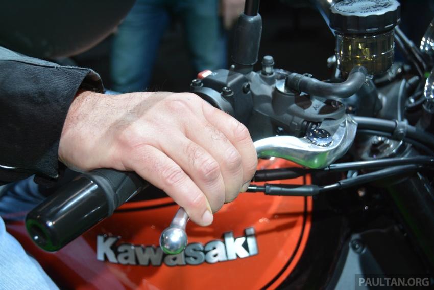 2017 EICMA: Kawasaki Z900RS – retro sportbike vibes Image #737057