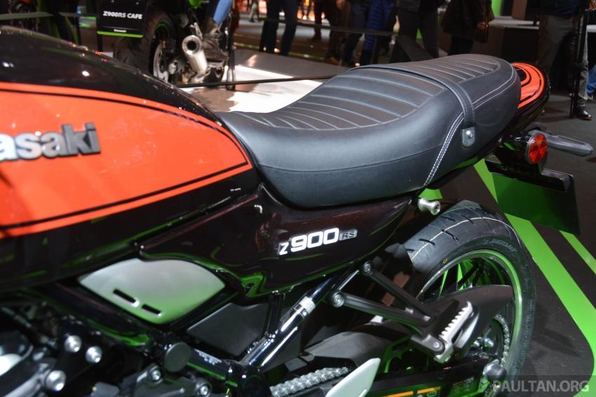 2017 EICMA: Kawasaki Z900RS – retro sportbike vibes Image #737063