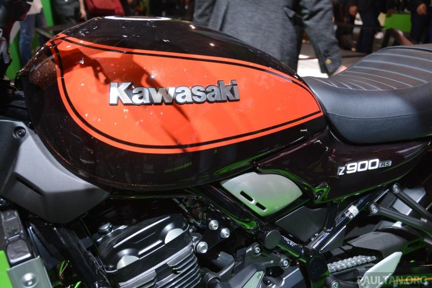 2017 EICMA: Kawasaki Z900RS – retro sportbike vibes Image #737064