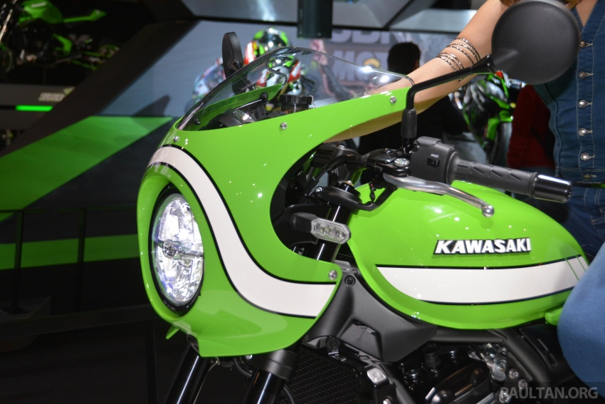2017 EICMA: Kawasaki Z900RS – retro sportbike vibes Image #737047