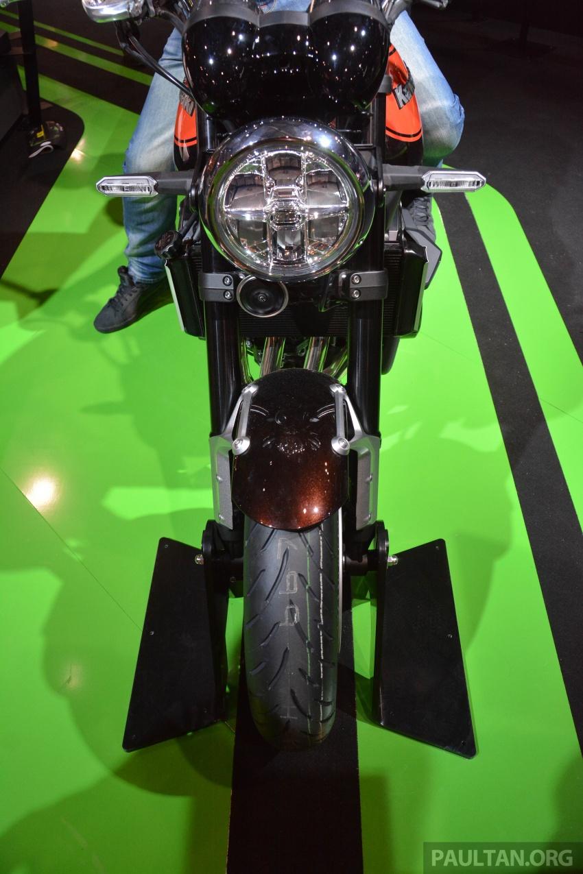 2017 EICMA: Kawasaki Z900RS – retro sportbike vibes Image #737076