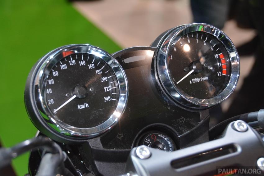 2017 EICMA: Kawasaki Z900RS – retro sportbike vibes Image #737077