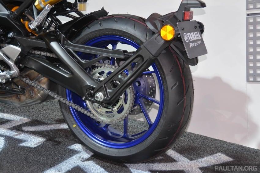 EICMA 2017: Yamaha MT-09 SP, darkness made better Image #737582