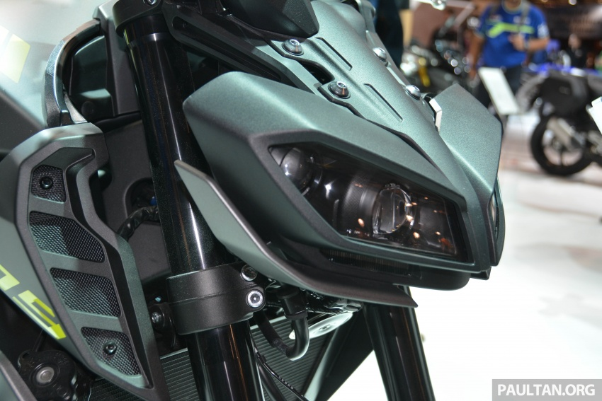 EICMA 2017: Yamaha MT-09 SP, darkness made better Image #737565