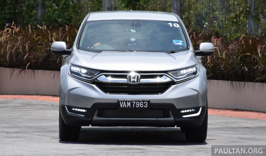 DRIVEN: 2017 Honda CR-V – top of the class, again Image #737187