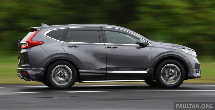 DRIVEN: 2017 Honda CR-V – top of the class, again Image #737191