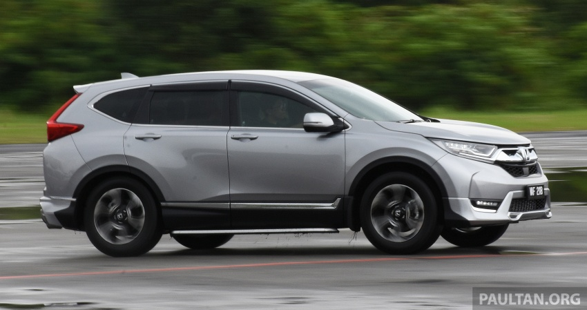 DRIVEN: 2017 Honda CR-V – top of the class, again Image #737192
