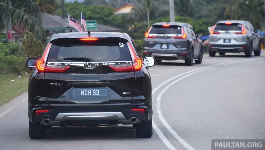 DRIVEN: 2017 Honda CR-V – top of the class, again Image #737194