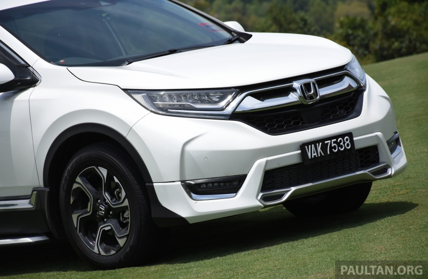 DRIVEN: 2017 Honda CR-V – top of the class, again Image #737195