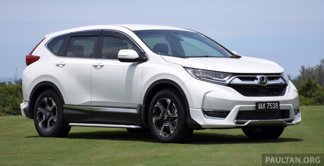 Driven 2017 Honda Cr V Top Of The Cl Again