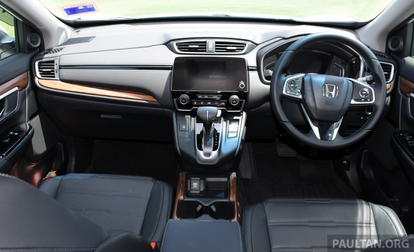DRIVEN: 2017 Honda CR-V – top of the class, again Image #737200