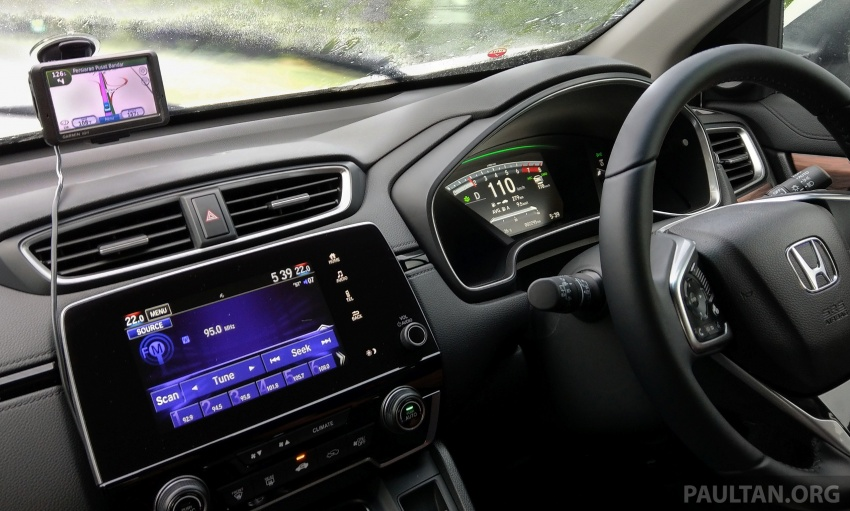 DRIVEN: 2017 Honda CR-V – top of the class, again Image #737201