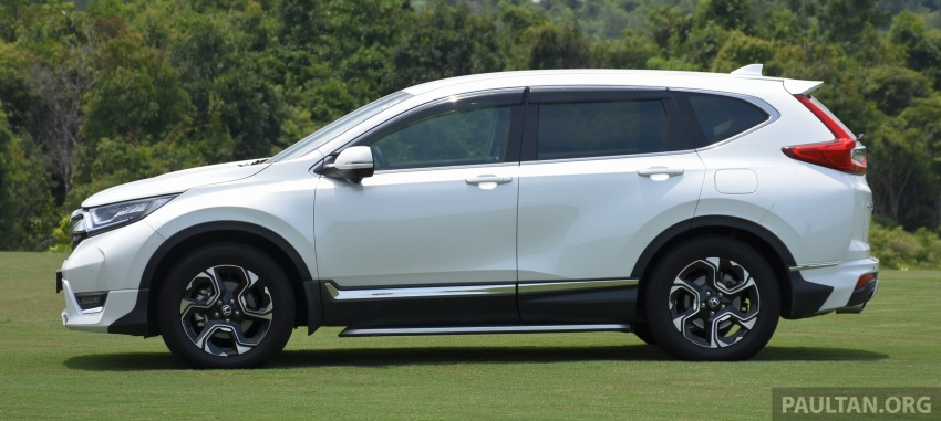 DRIVEN: 2017 Honda CR-V – top of the class, again Image #737179