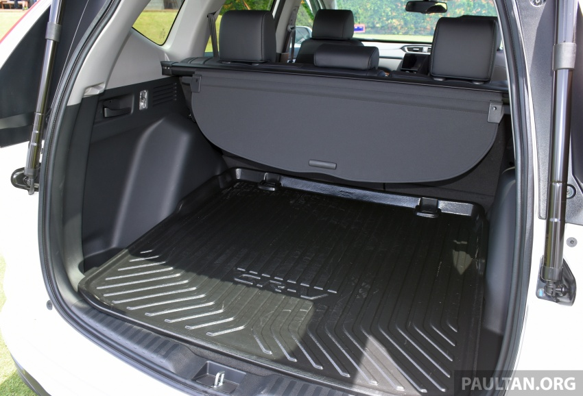 DRIVEN: 2017 Honda CR-V – top of the class, again Image #737214