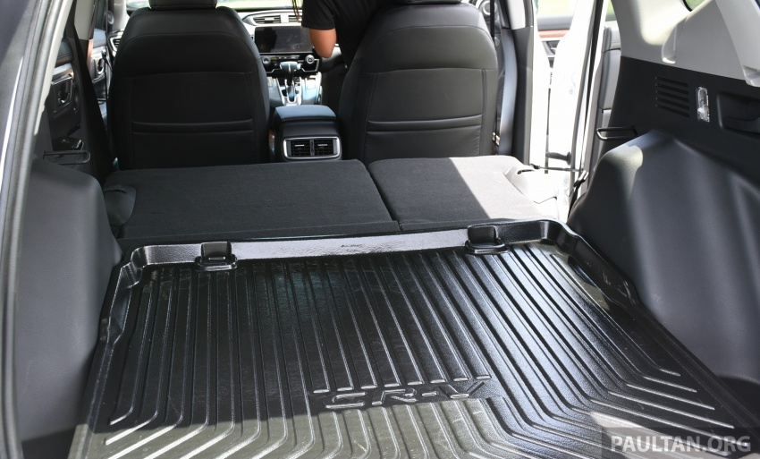 DRIVEN: 2017 Honda CR-V – top of the class, again Image #737215