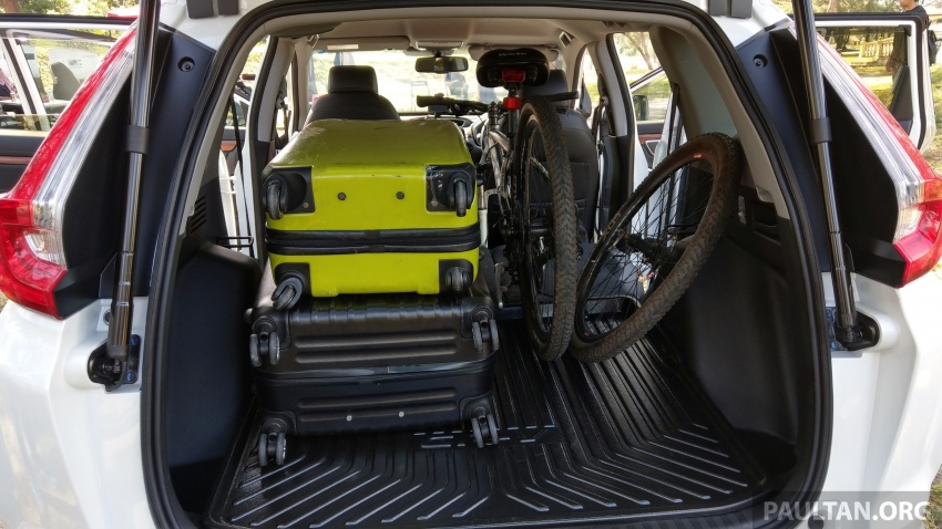 DRIVEN: 2017 Honda CR-V – top of the class, again Image #737216
