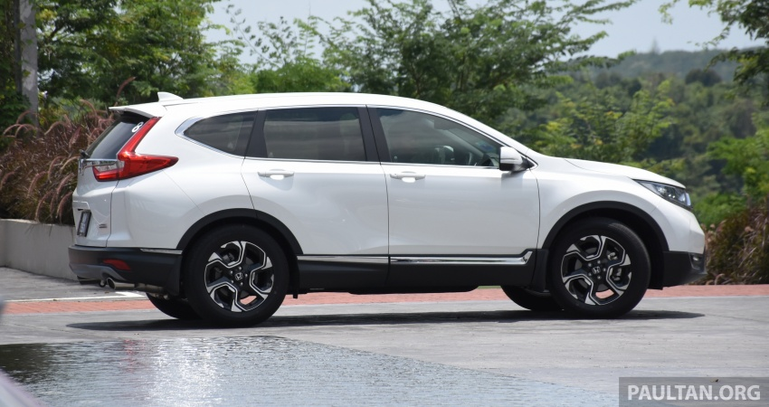 DRIVEN: 2017 Honda CR-V – top of the class, again Image #737181