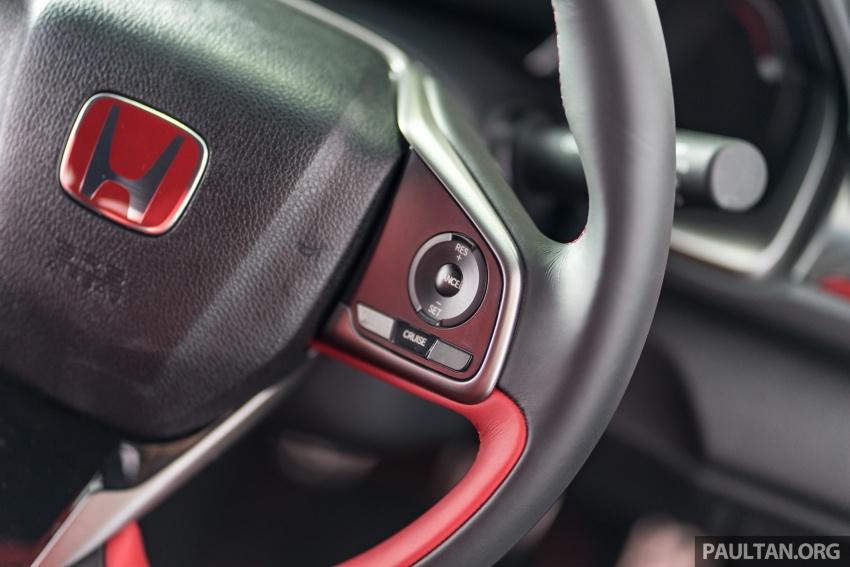 Honda Civic Type R FK8 kini dilancarkan di Malaysia secara rasmi – jana 310 PS/400Nm, harga dari RM320k Image #735052